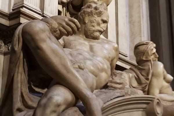 (VIP) Chi custodirà l'eredità di Michelangelo?