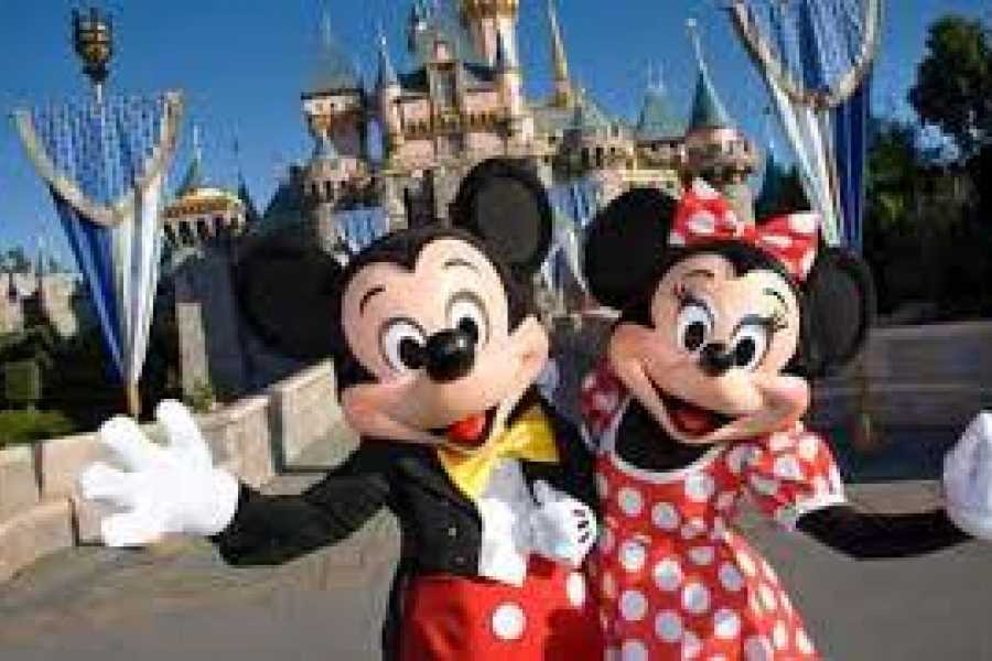 Dream Vacation Builders 3 Day Disneyland Resort 1 Park per Day Ticket