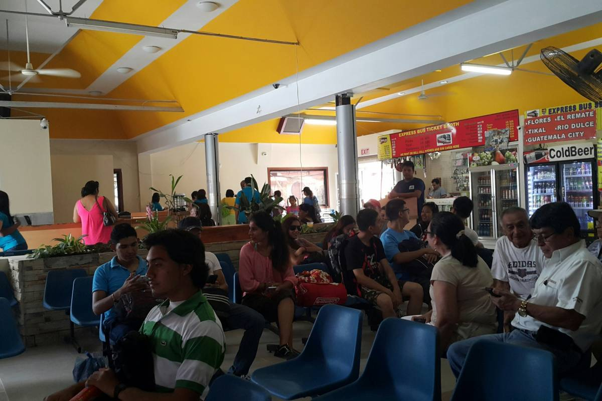 Ocean Ferry Belize Belize City to Caye Caulker - Round Trip