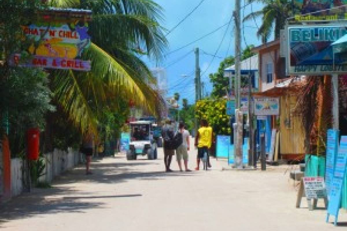Ocean Ferry Belize Caye Caulker to Belize City - One Way