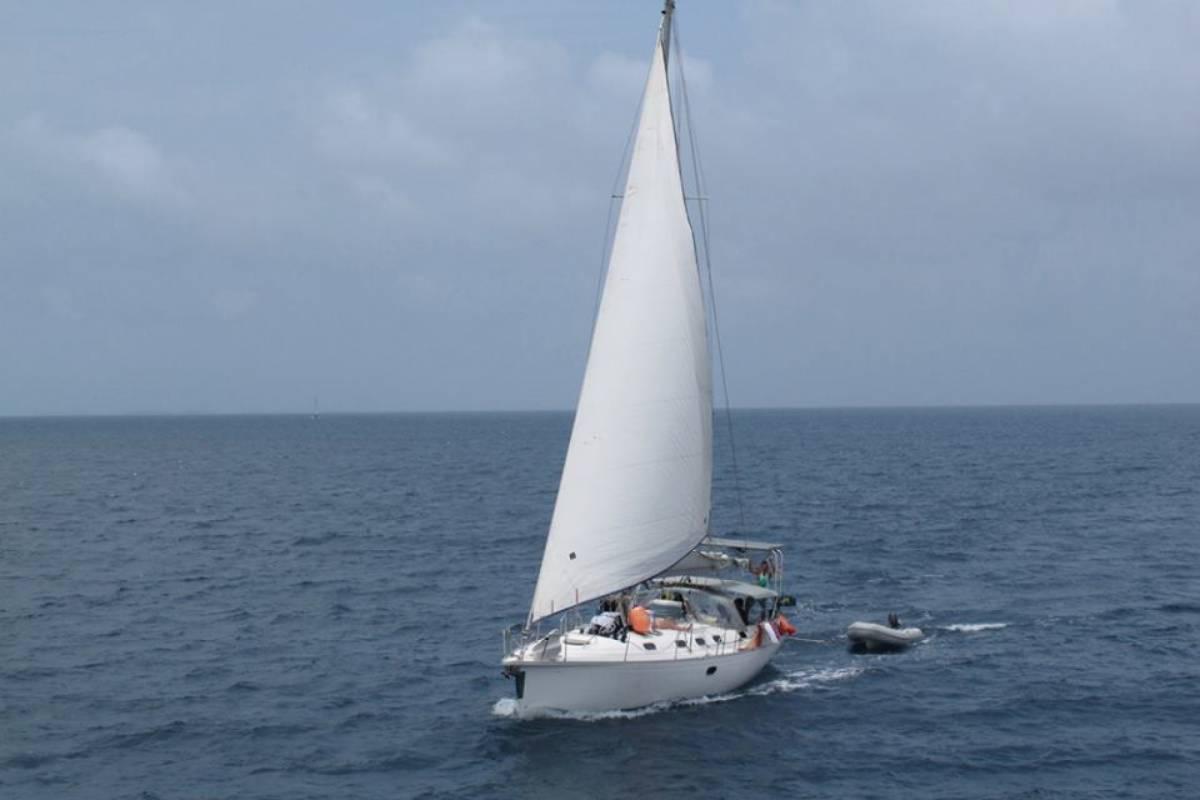 Cacique Cruiser BOAT TO PANAMA: Perla Del Caribe sailboat
