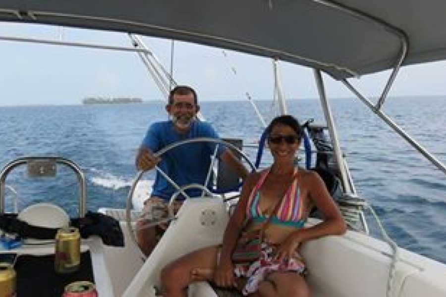 Cacique Cruiser BOAT TO PANAMA: Perla Del Caribe Sailboat