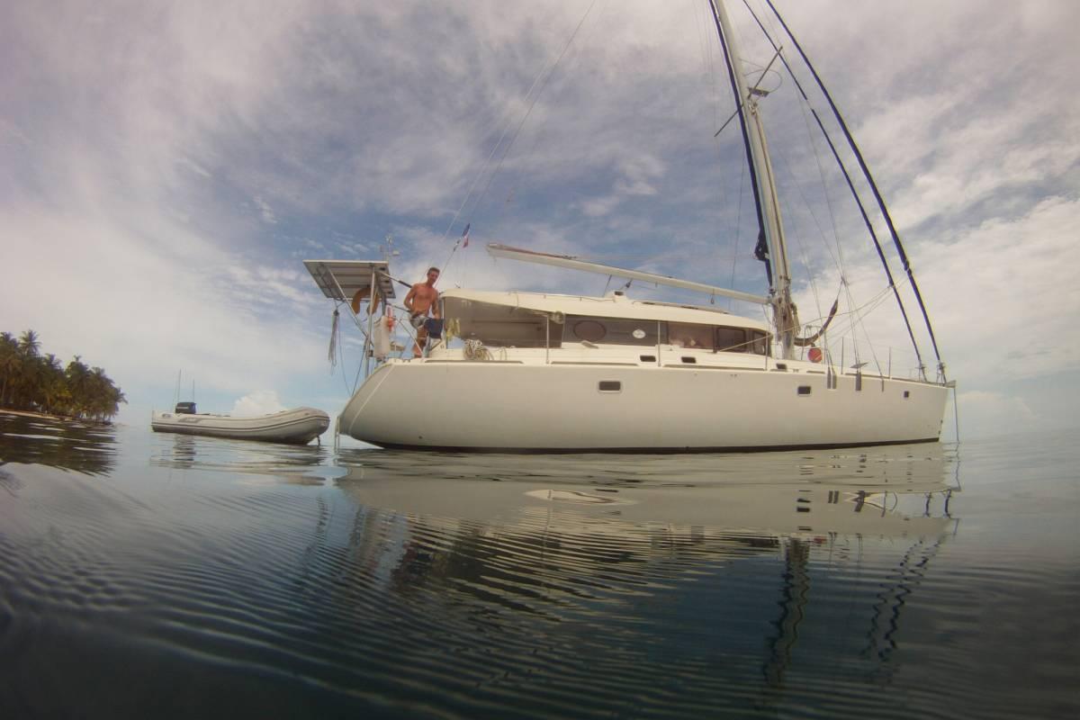 Cacique Cruiser BOAT TO PANAMA - Amande sailboat