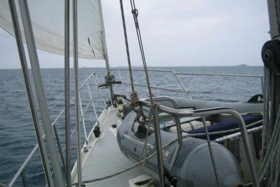 Cacique Cruiser BOAT TO PANAMA - Mintaka sailboat