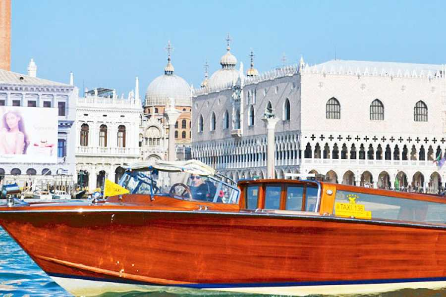 Venice Tours srl Desde la estación de tren o Piazzale Roma hasta tu hotel