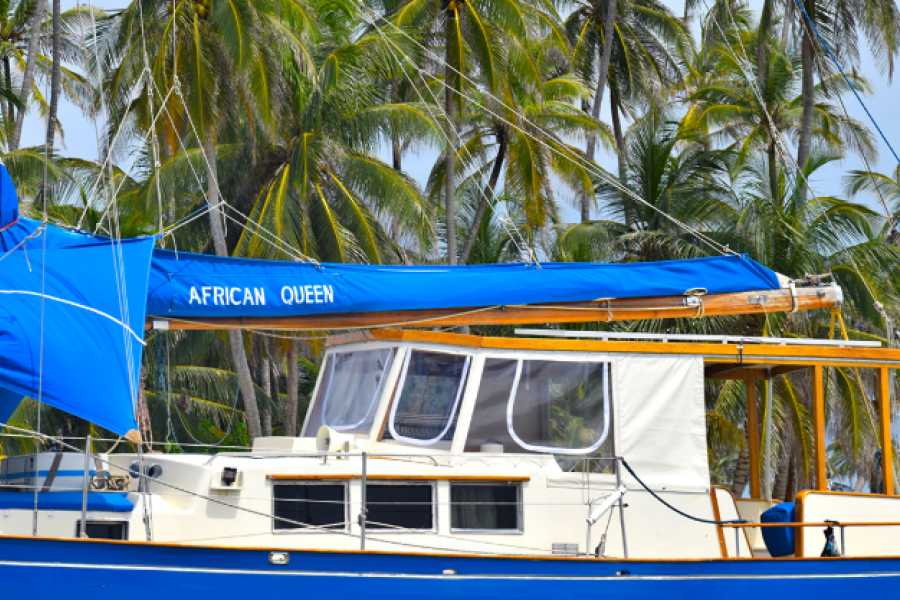 Cacique Cruiser BOAT TO PANAMA - African Queen II sailboat
