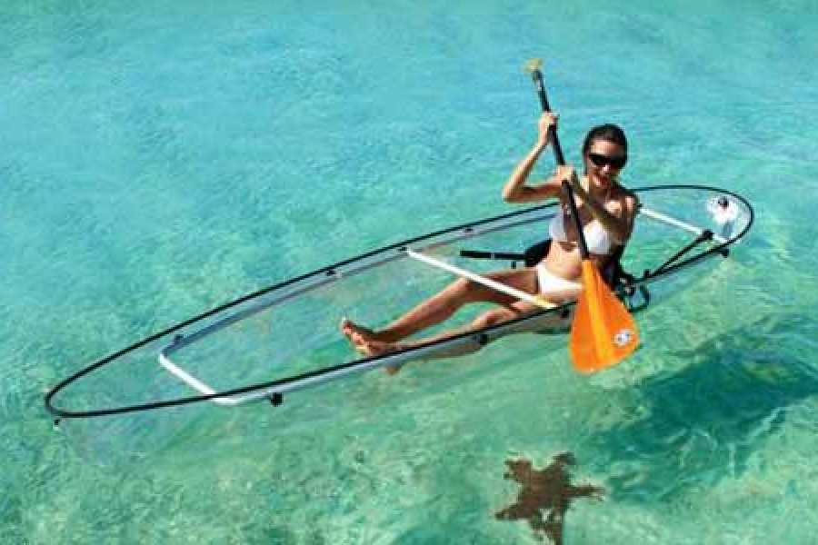 Eleuthera Adventure Tours Ltd. Tandem Kayak Rentals