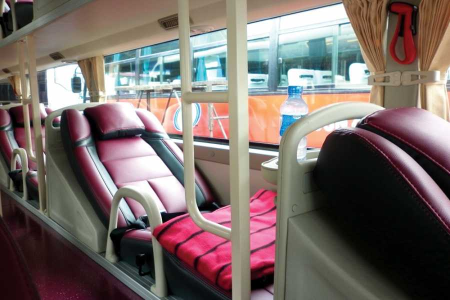 OCEAN TOURS SLEEPING BUS SAPA - HANOI 8:30AM