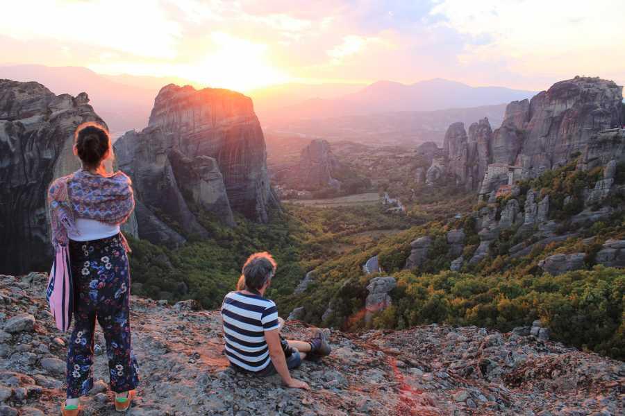 Visit Meteora 4 Days / 3 Nights Rail Tour from Athens to Meteora