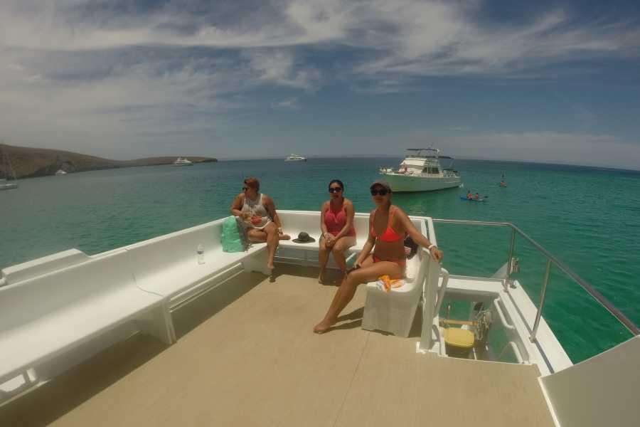 Pacifico Tours SA de CV La Paz Balandra Snorkel Tour & Transportation