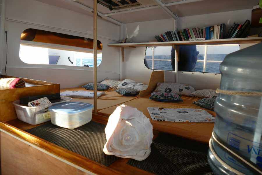 Cacique Cruiser BOAT TO PANAMA - Santana Catamaran