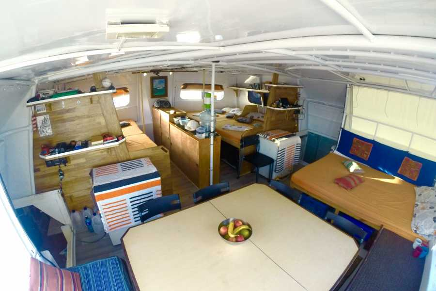 Cacique Cruiser BOAT TO PANAMA - Santana Catamaran