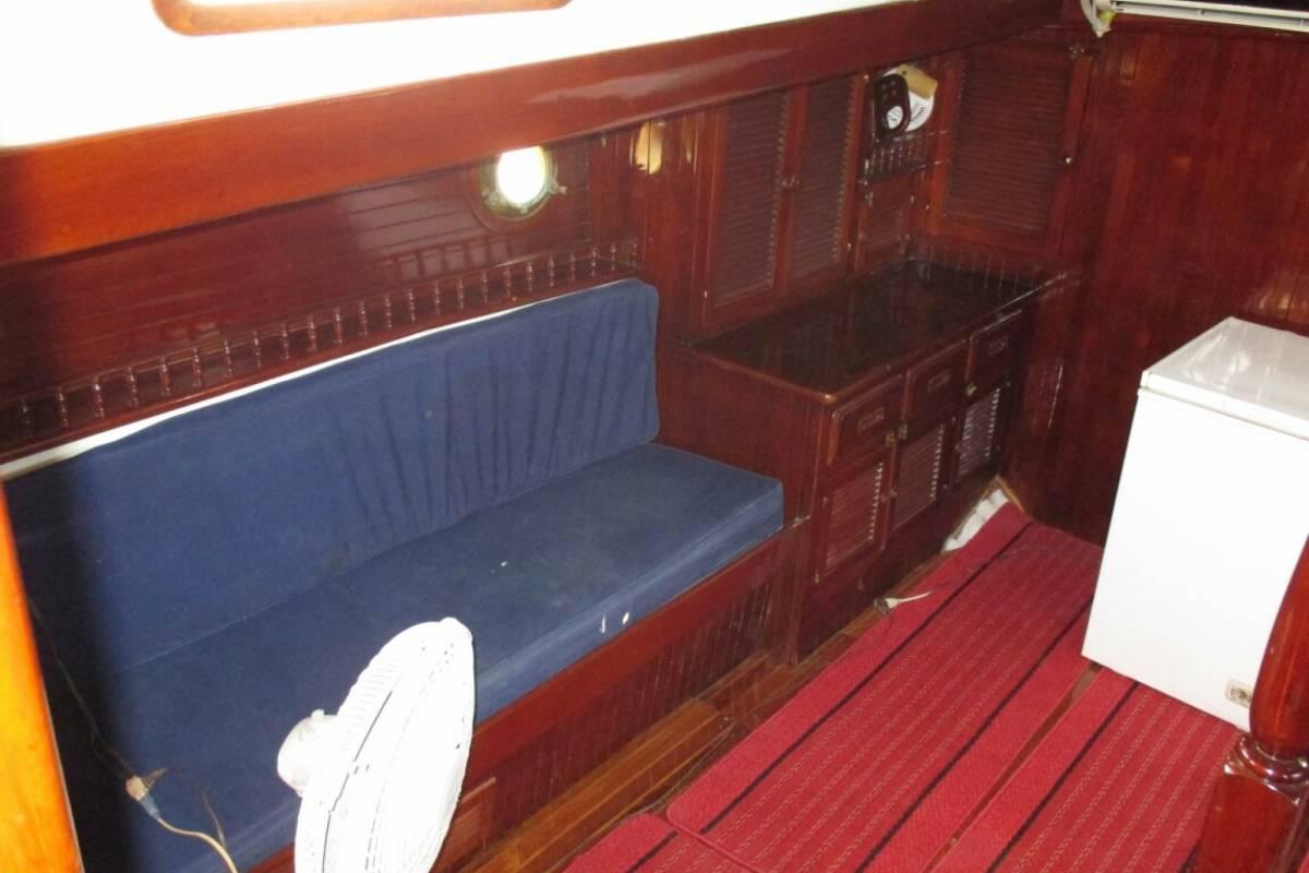 Cacique Cruiser BOAT TO PANAMA- Sophia Sailboat