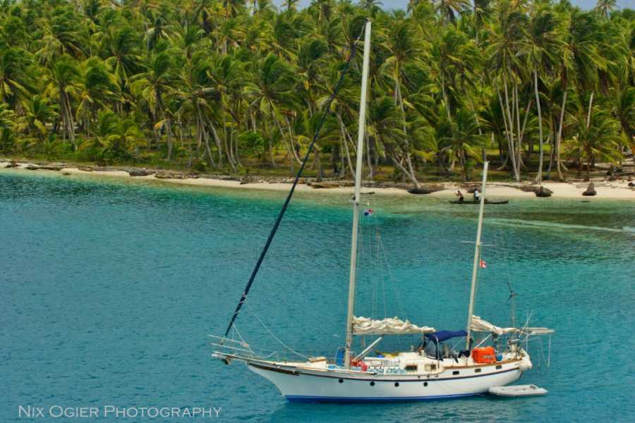 Cacique Cruiser BOAT TO PANAMA- Sophia Sailboat