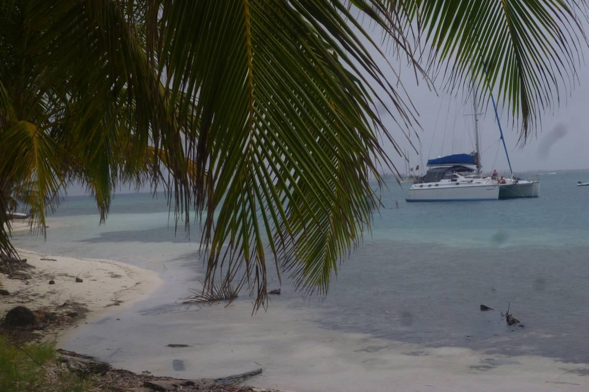 Cacique Cruiser BOAT TO PANAMA - Nacar II Catamaran