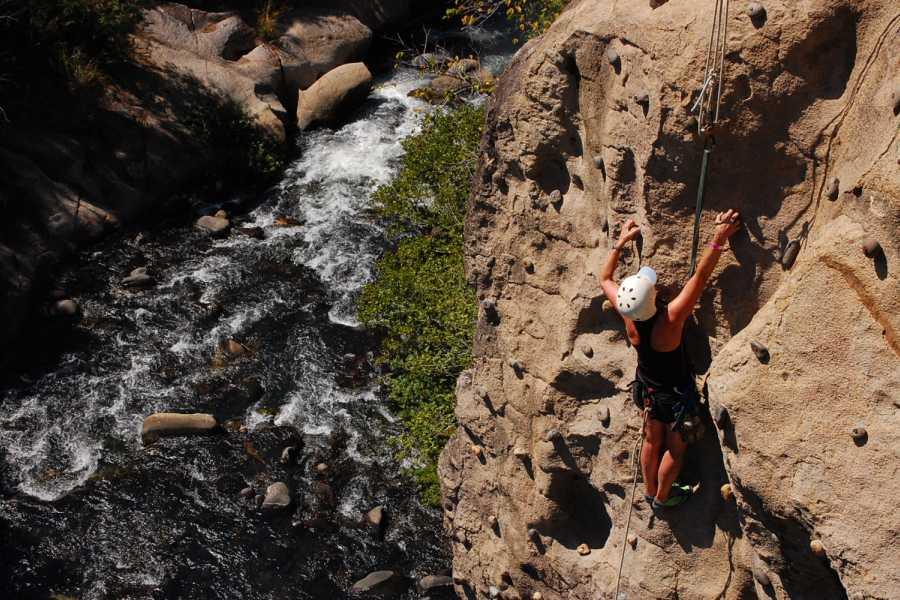 Tour Guanacaste Cañon de la Vieja Adventure Day Pass