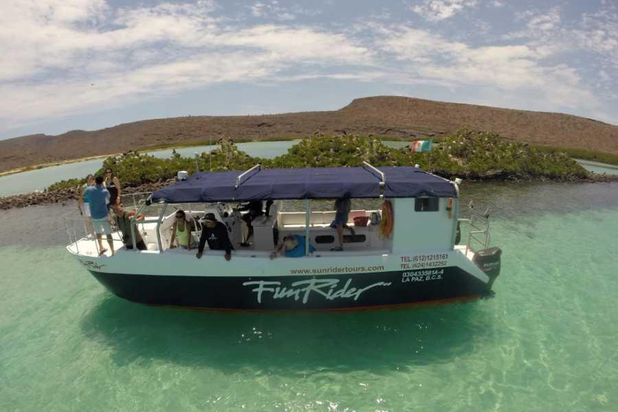 Pacifico Tours SA de CV La Paz Espiritu Santo Snorkeling & Transfer