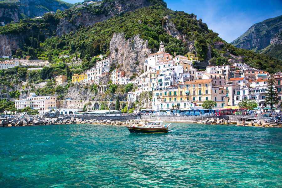 Travel etc Discover Positano & Amalfi from Naples