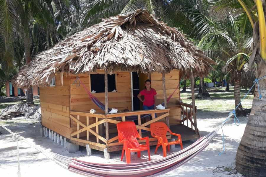 Cacique Cruiser Isla Diablo - 1 island trip