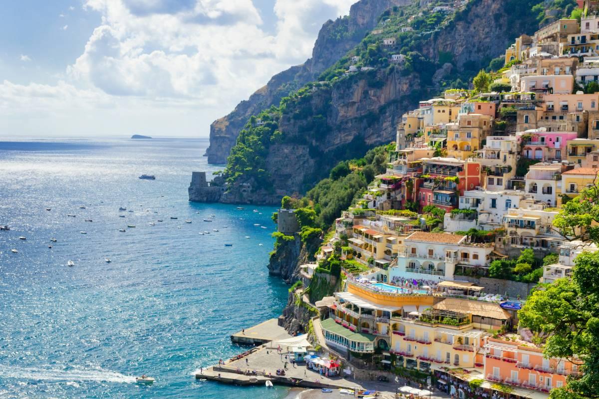 Travel etc Transfer from Positano to Massa Lubrense and Viceversa