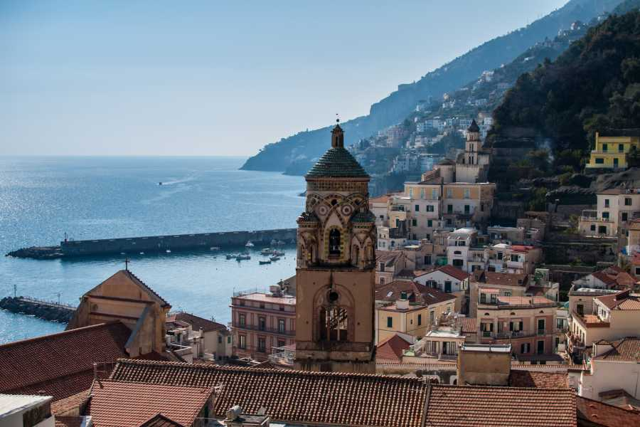 Travel etc Amalfi Coast + Naples Experience