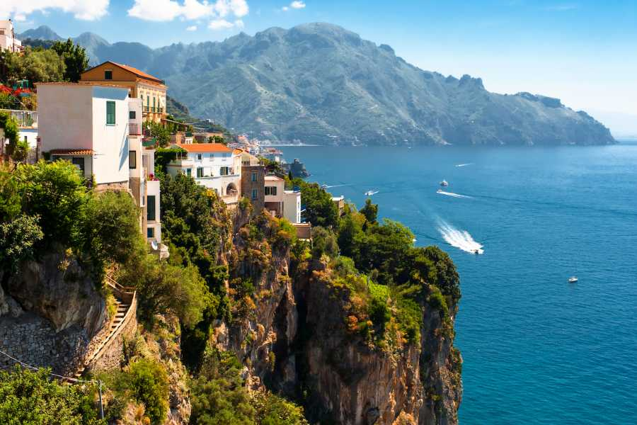 Travel etc Amalfi Coast Experience + Naples Experience