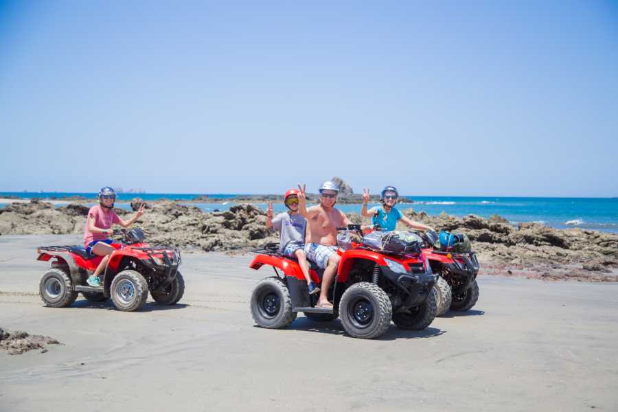 Tour Guanacaste Beach and Mountain ATV Tour