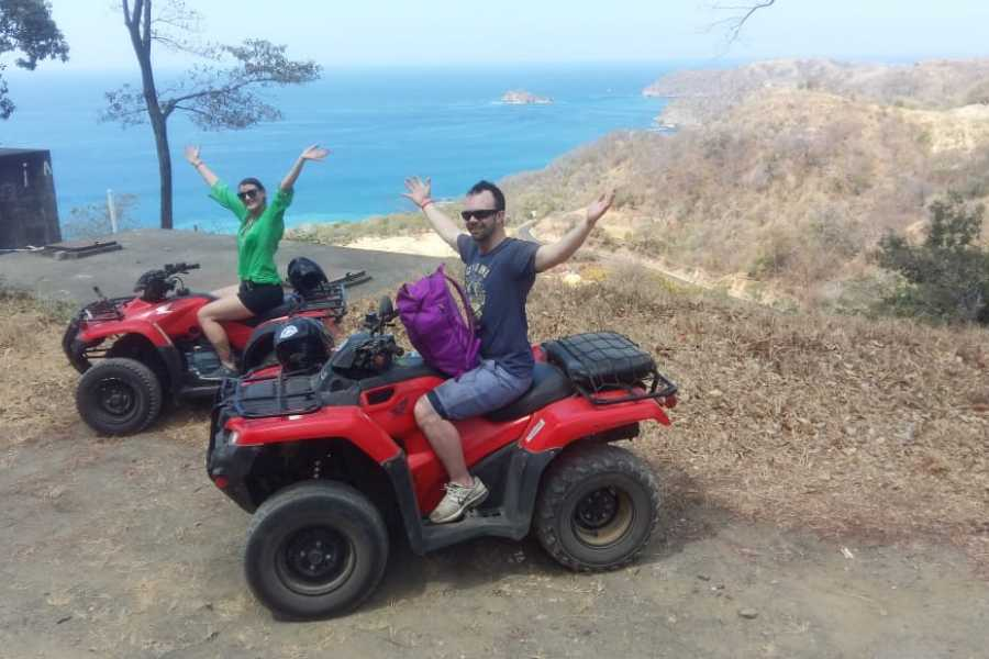 Tour Guanacaste ATV Gold Coast Snorkel Tour
