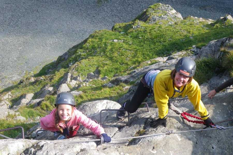 HONISTER SLATE MINE LIMITED Via Ferrata Xtreme