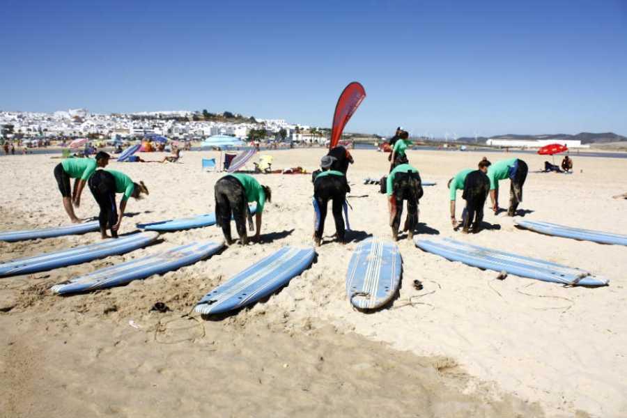 Oceano Surf Camps Vacaciones de Surf En Famila El Palmar