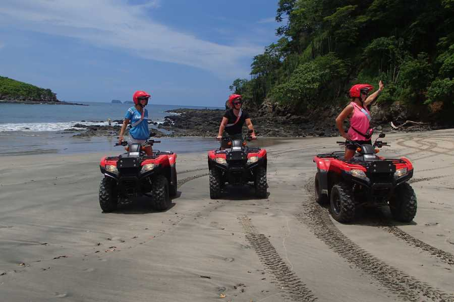 Tour Guanacaste On-Line Casado Lunch and ATV Tour