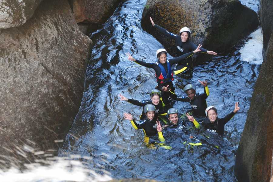 Gerês Holidays Water Canyoning
