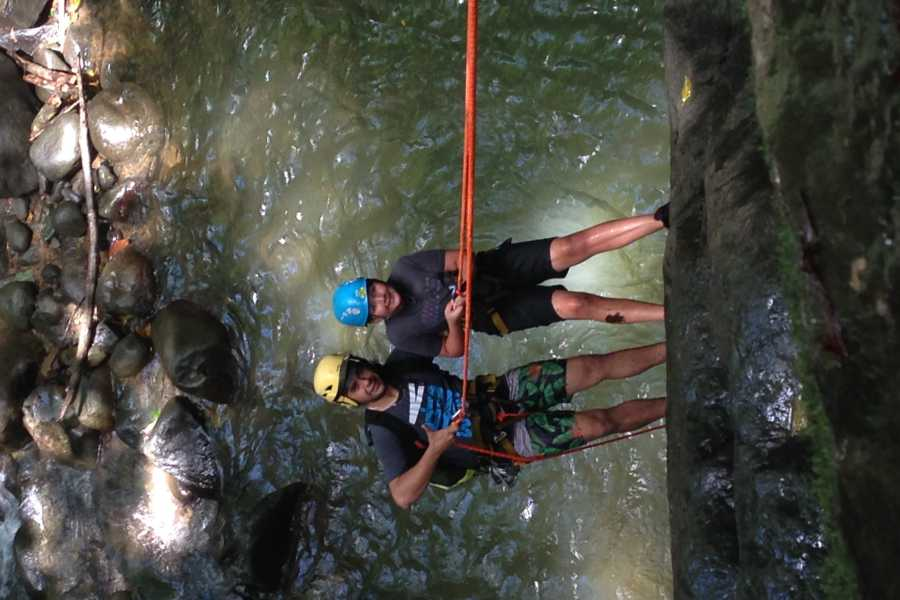 Costa Canyoning Canyon Tour