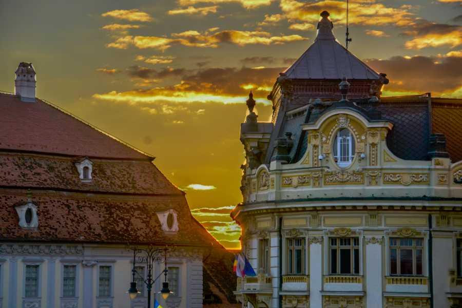 Carpathian Travel Center CITY TOUR SIBIU