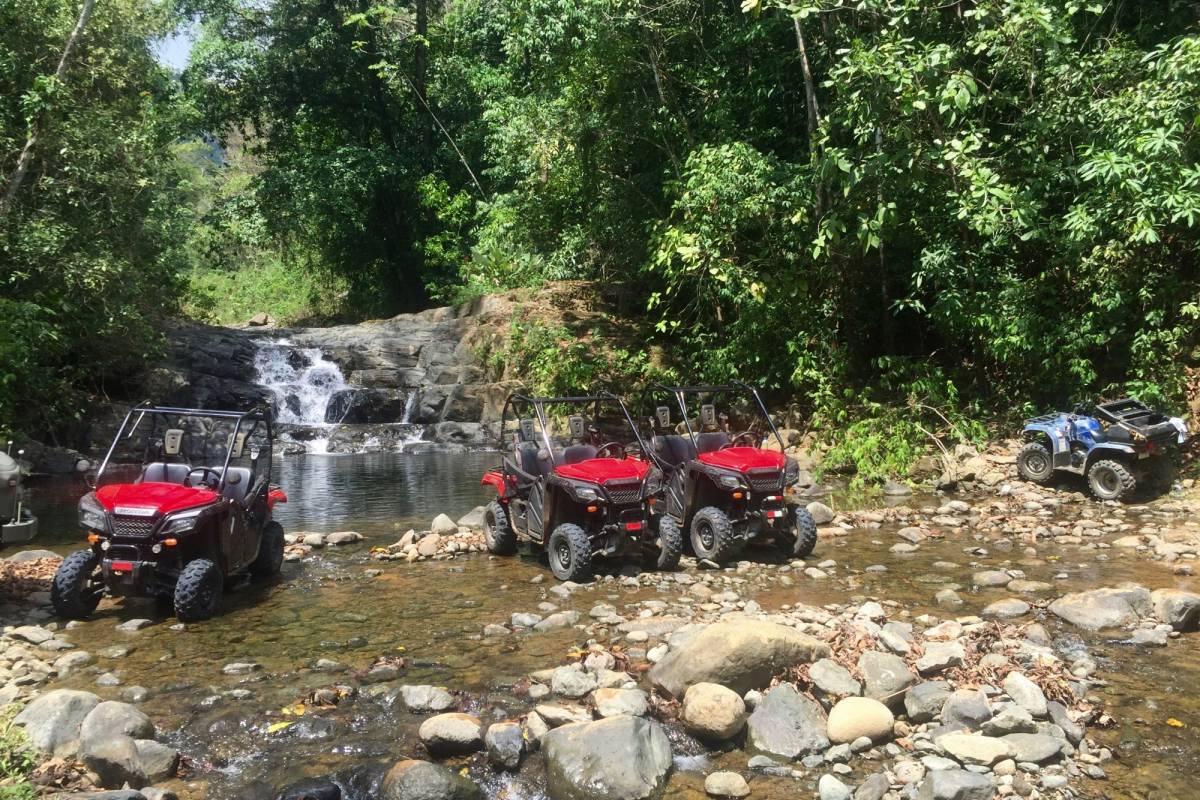 Jungle ATV 4x4 ATV & SxS Tour