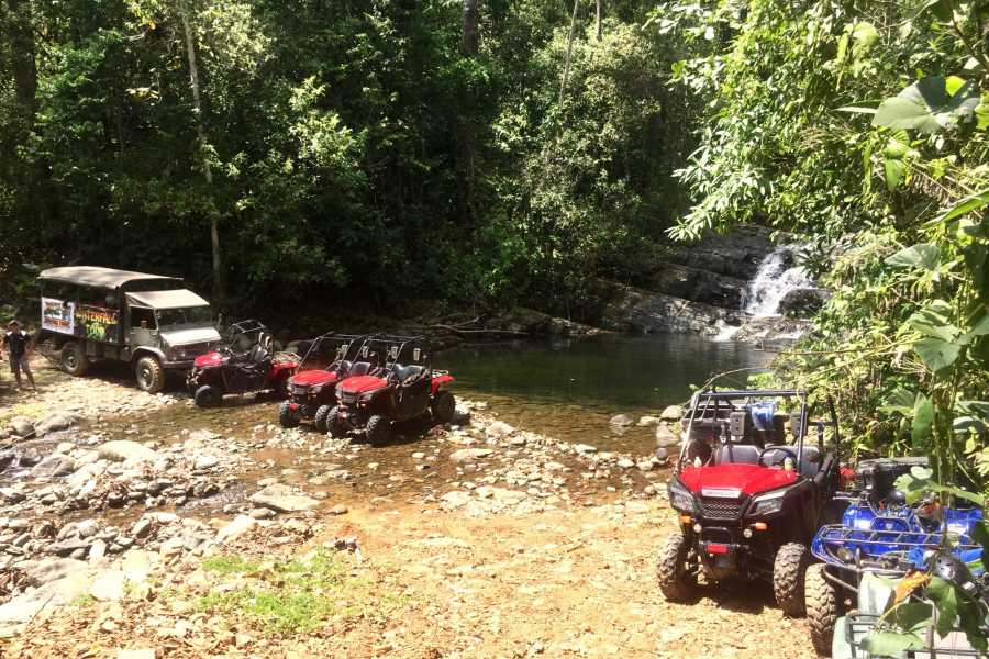 Jungle ATV 4x4 ATV & SxS Tour