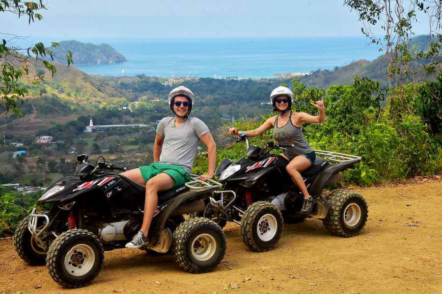 Tour Guanacaste Horseback Riding and ATV Tour