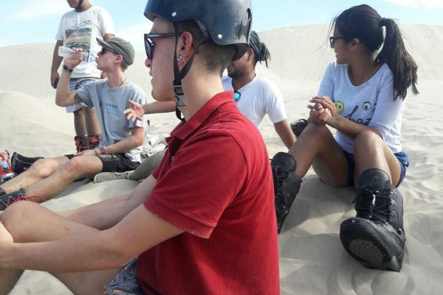 SANDPERU SANDBOARDING | SANDSKIING PIURA