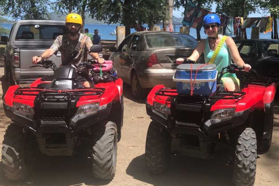 Tour Guanacaste Self Guided Private ATV Tour 6 Hour