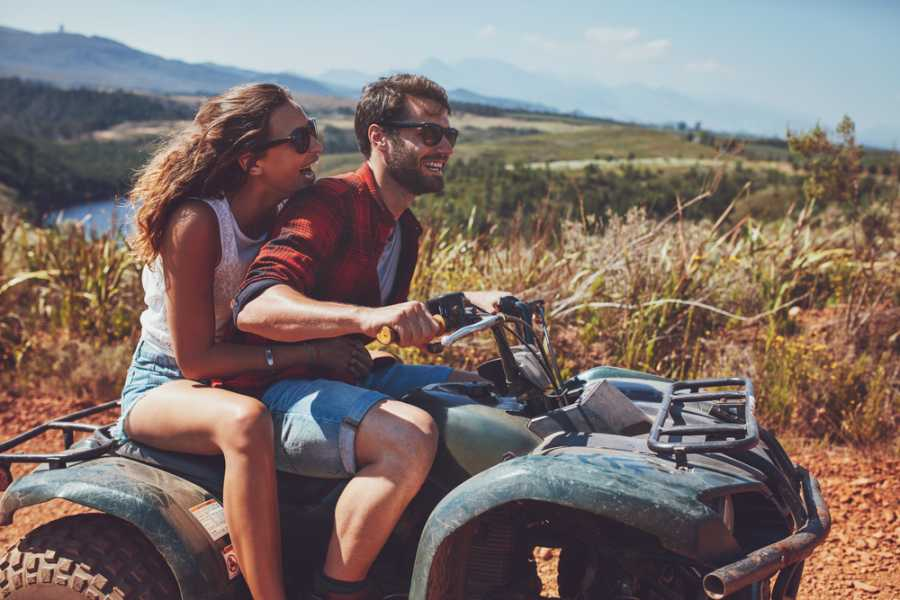 Tour Guanacaste Self Guided Private ATV Tour