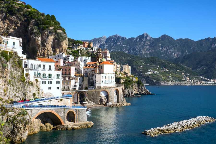 Travel etc Discover Positano & Amalfi Coast by boat from Capri
