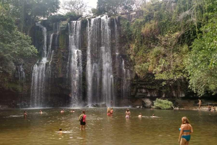 Tour Guanacaste Cortez Waterfall Experience