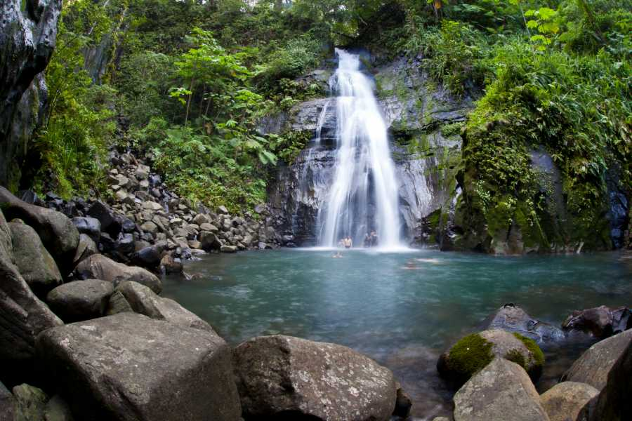Tour Guanacaste On-Line Cortez Waterfall and Lunch