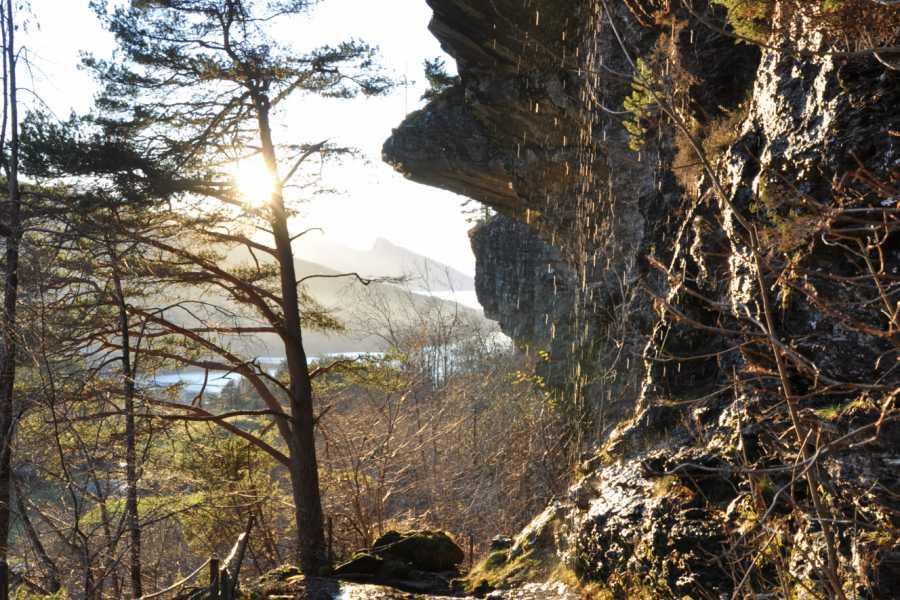 Juklafjord -Jondal Tourist Information 2-Kulturstien