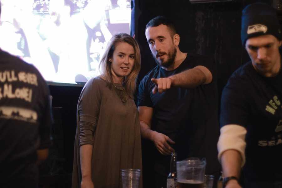 Best of Rome Ltd. Super Bowl 2020 Open bar at The Highlander