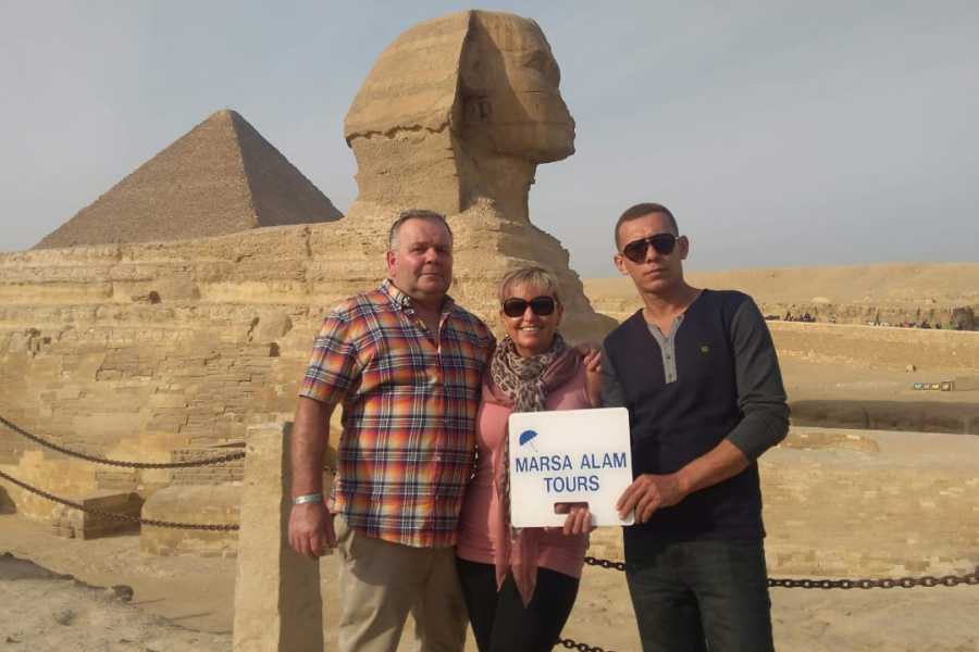 Marsa alam tours Cairo and Pyramids From Makadi By Private Vehicle