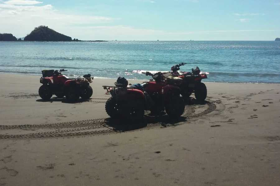Tour Guanacaste Surfing and ATV Tour