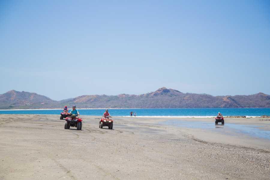 Tour Guanacaste Surf Lessons and ATV Tour
