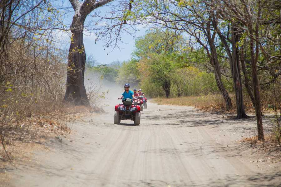 Tour Guanacaste Surf Lessons and ATV Tour