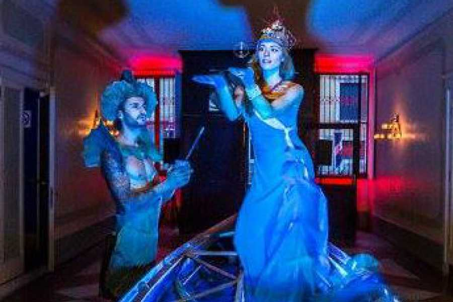 Venice Tours srl A DINNER WITH CASANOVA